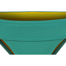 arena Desire Brief Women persian green-yellow star